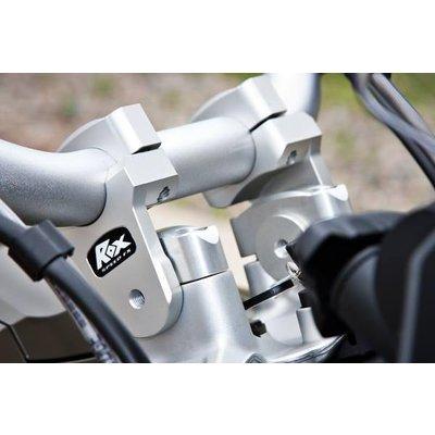 "ROX Speed FX Pivoting Handlebar Risers 51mm (2"") for 32mm (1 1/4"") Handlebars"