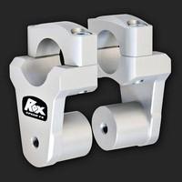 """ROX Speed FX Risers 51mm (2"""") voor 32mm (1 1/4"""") Stuur"""
