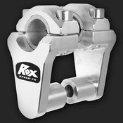 "ROX Speed FX Pivoting Handlebar Risers 51mm (2"") for 22 mm (7/8"") or 28mm (1 1/8"") Handlebars"