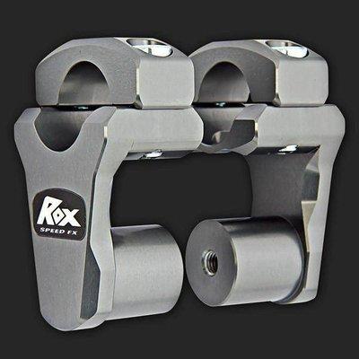 """ROX Speed FX Verstelbare Stuurverhogers 51mm (2"""") voor 28mm (1 1/8"""") Stuur"""