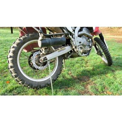 Bartang Trail Jack - compacte motorstandaard