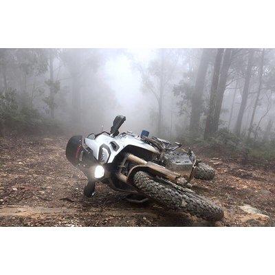 Outback Motortek Honda Africa Twin CRF1000L - Crash bars