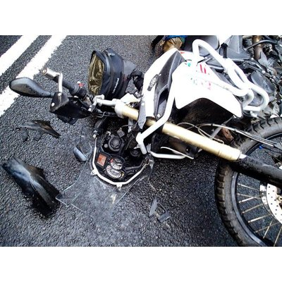 Outback Motortek BMW F700/800GS -  Upper Crash Bars