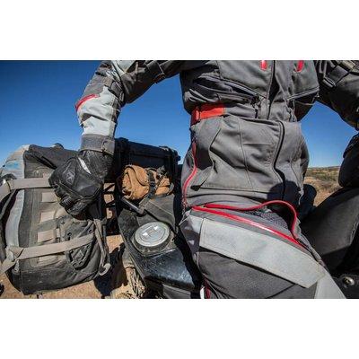 KLIM Artemis Women's Motorcycle Jacket - Dark Gray