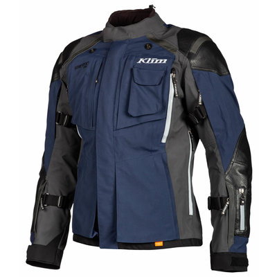 KLIM Kodiak Motorcycle Jacket - Navy Blue