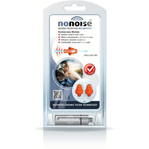 NoNoise Earplugs Motorcycle