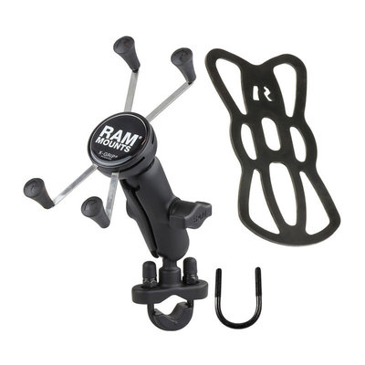 RAM MOUNTS Large X-Grip with Handlebar Mount