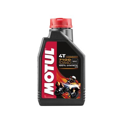 MOTUL 7100 10W40 4T Synthese-Technologie