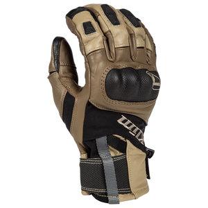 KLIM Adventure GTX Glove Short - Tan