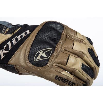 KLIM Adventure Glove Short - Tan
