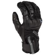 KLIM Adventure GTX Handschoen Kort - Zwart