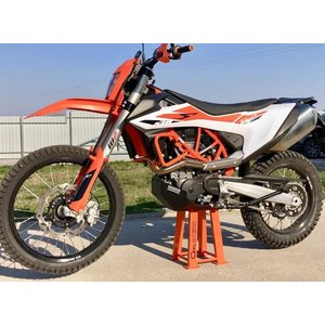 Outback Motortek KTM 690R - Crash bars