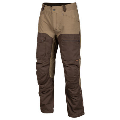 KLIM Switchback Cargo Pant - Brown