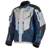 KLIM Badlands Pro Jacket - Kinetik Blue