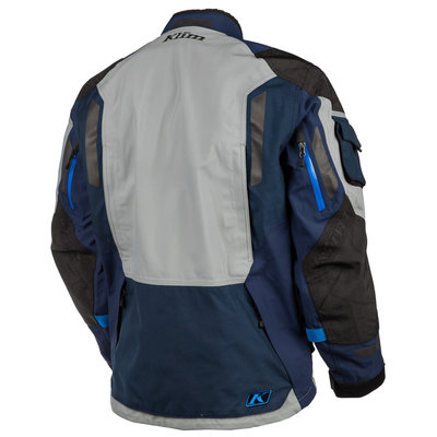 KLIM Badlands Pro Motorjas - Kinetik Blue