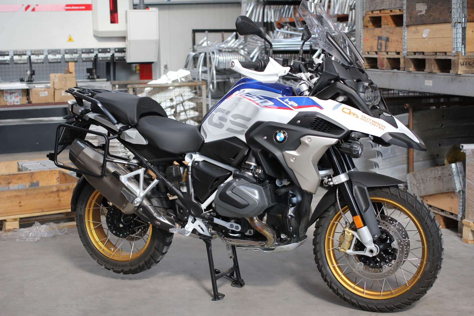 Outback Motortek - Bmw R1200gs Lc