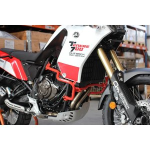 Outback Motortek Yamaha Tenere 700 - Lower Crash Bars