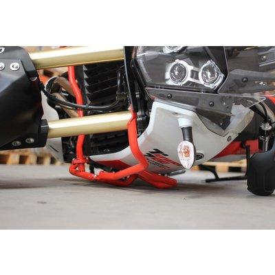 Outback Motortek Yamaha Tenere 700 - Lower Crash Bars