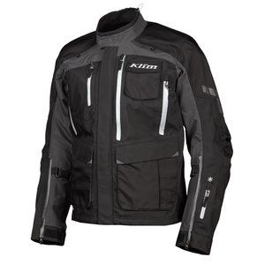 KLIM Carlsbad jacket - Stealth Black (2020)