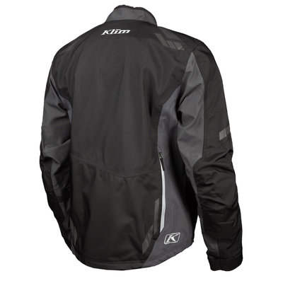KLIM Carlsbad Motorcycle Jacket - Stealth Black