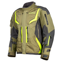 KLIM Badlands Pro Jacket - Sage-Hi-Vis