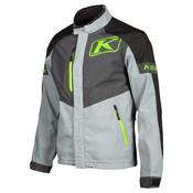 KLIM Traverse Motorjas - Gray-Electrik Gecko