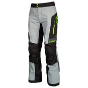 KLIM Traverse Motorcycle Pant - Gray-Electrik Gecko