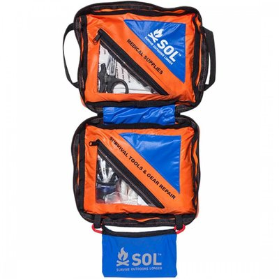 SOL Hybrid 3 3-in-1 Survival, First Aid and Kit