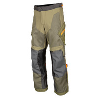 KLIM Baja S4 Broek - Sage-Strike Orange