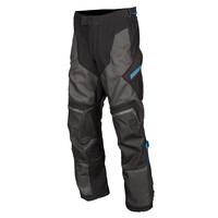 KLIM Baja S4 Pant - Black-Kinetik Blue