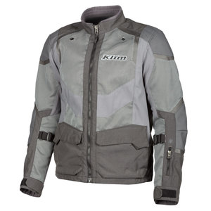 KLIM Baja S4 Jacket - Monument Gray