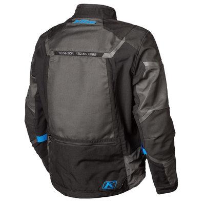 KLIM Baja S4 Motorjas - Black-Kinetik Blue