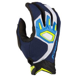 KLIM Dakar Glove - Kinetik Blue