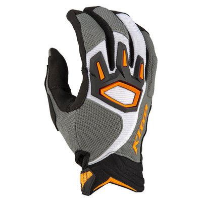 KLIM Dakar Glove - Striking Gray