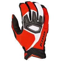 KLIM Dakar Handschoen - Red