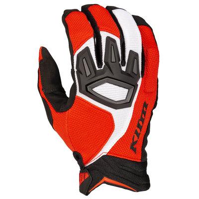 KLIM Dakar Glove - Red