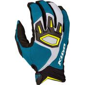 KLIM Dakar Glove - Skydiver Blue