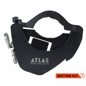 ATLAS Throttle Lock Motor Cruise Control - Bottom Kit