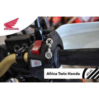 ATLAS Throttle Lock Motor Cruise Control - Top Kit