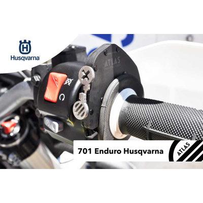 ATLAS Throttle Lock Motorcycle Cruise Control - Top Kit