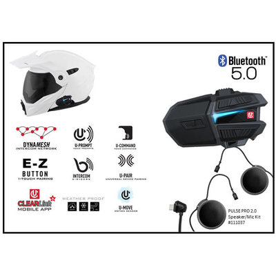 UCLEAR Motion 4 Lite - Bluetooth Headset