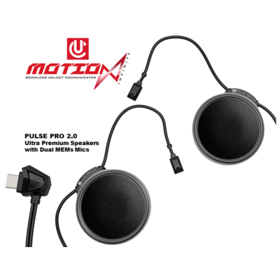 UCLEAR Motion Infinity - Bluetooth Headset