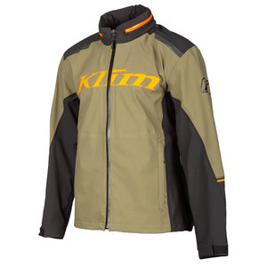 KLIM Enduro S4 Jacket - Burnt Olive