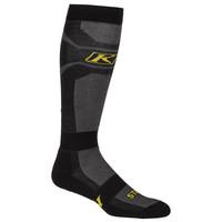 KLIM Vented Sock Zwart