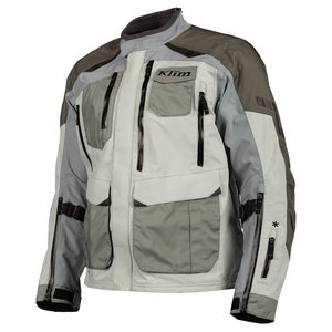 KLIM Carlsbad jacket - Cool Gray