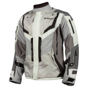 KLIM Badlands Pro Jacket - Cool Gray