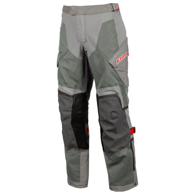 KLIM Baja S4 Motorbroek - Cool Gray - Redrock