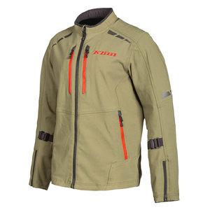 KLIM Marrakesh Jacket - Burnt Olive - Redrock