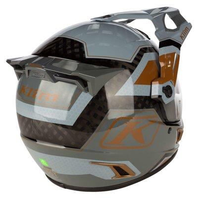 KLIM Krios Pro  Adventure Motorcycle Helmet - Rally Metallic Bronze
