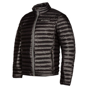 KLIM Maverick Down Jacket - Stealth Black